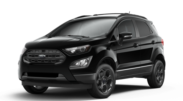 New 2018 Ford EcoSport SES Crossover For Sale/Lease Feasterville